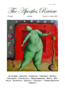 The latest issue of The Apostle's Review.