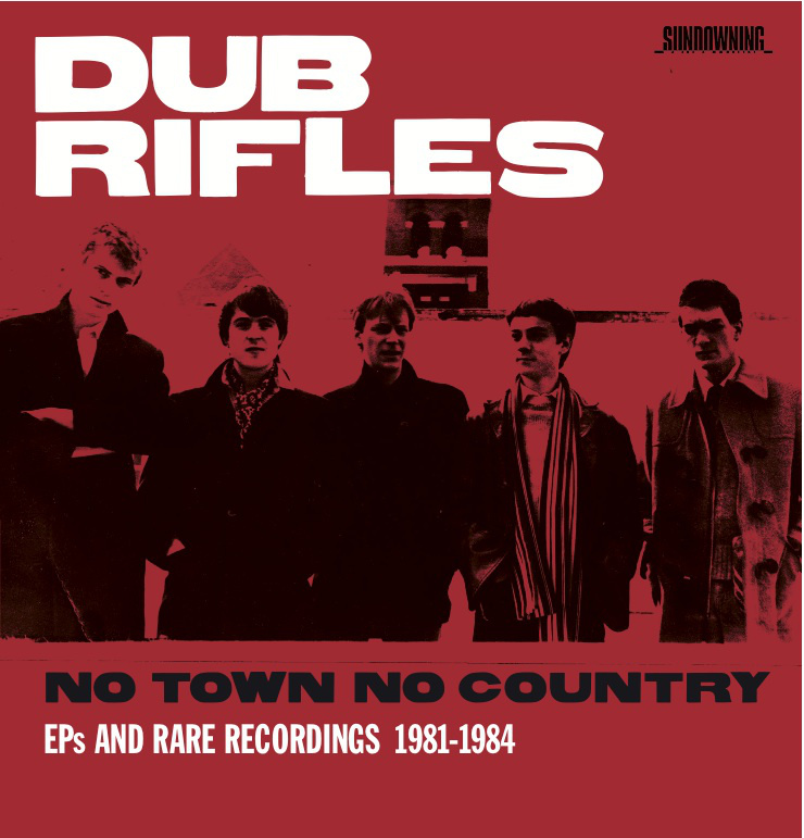 dub rifles CD cover