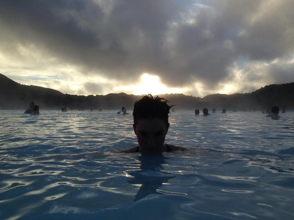 LoneLady Iceland oct 15