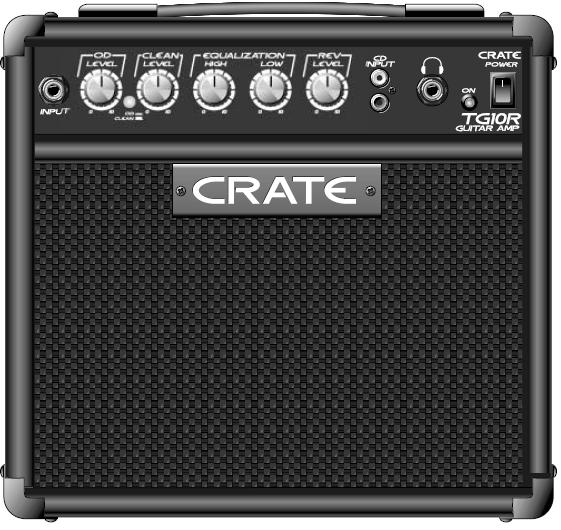 crate tg10r