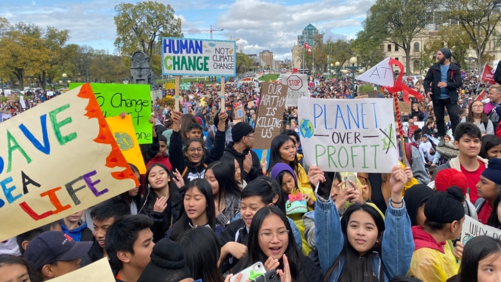 wpg climate strike 2